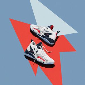 Jordan品牌发布Jordan Zoom '92 --你看得出Zoom '92的设计灵感来源于哪些经典鞋款吗?