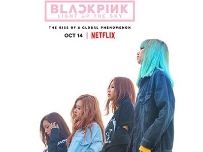 BLACKPINK纪录片