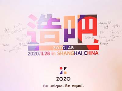 ZOZO热爱你的与众不同,一千个人心中就有一千个日系时尚