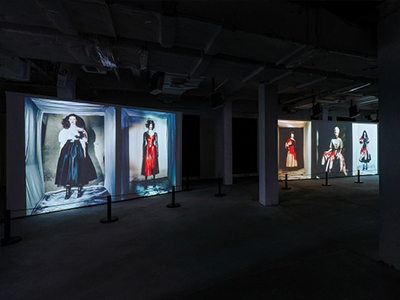 Alexander McQueen 2021秋冬女装系列ANEMONES全球独家发布晚宴