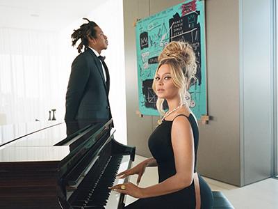 """蒂芙尼携手碧昂丝Beyoncé和JAY-Z倾情呈现 全新品牌广告""""爱是一切"""""""